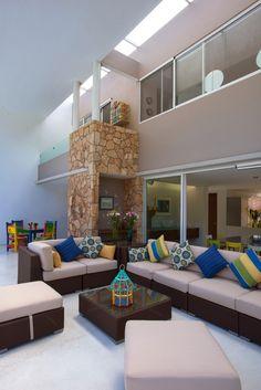 Modern Casa del Viento, Mexico By A-001 Taller de Arquitectura