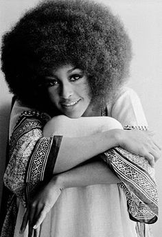 Afro Chick!