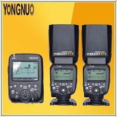 Best price US $289.98  YONGNUO 2*YN600EX-RT II 2.4G TTL Wireless+YN-E3-RT Master Flash Speedlite For Canon RT Radio Trigger System ST-E3-RT 600EX-RT 5D  #YONGNUO #YNEXRT #Wireless+YNERT #Master #Flash #Speedlite #Canon #Radio #Trigger #System #STERT #EXRT  #CyberMonday