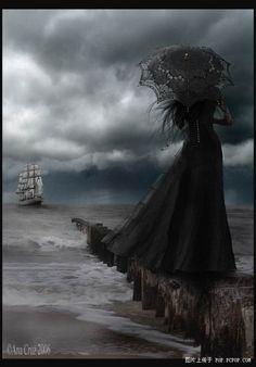 gothic dark
