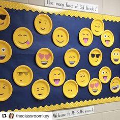 Emojis are the rage! I love this idea!