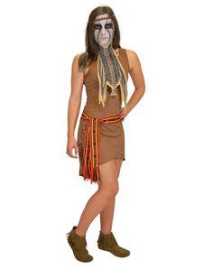 The Lone Ranger Female Tonto Costume
