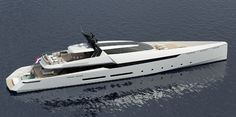 Ghost Yachts Unveil The Ghost G180F Superyacht