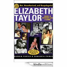 """Before she died, Elizabeth Taylor claimed that previous biographers had revealed """"only half of my story, but I can't tell the other half bec..."""