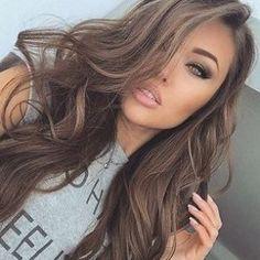 Brown Blonde Hair, Light Brown Hair, Brunette Hair, Medium Ash Brown Hair, Medium Hair, Medium Long, Mocha Brown Hair, Natural Brown Hair, Brunette Color