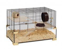 cage bubu xl anthracite hauteur 160 cm. Black Bedroom Furniture Sets. Home Design Ideas