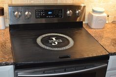 Stove Top Cover Range Toppers By Brilliantbrush On Etsy