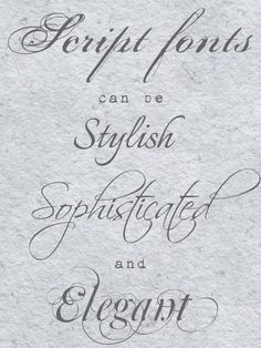 Wedding fonts advice UK, paperblog.com