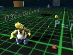 PYTHAGOREAN TRIPLES Fermat's Last Theorem  Demo Reel 1995 - Homer 3D - part 6 - YouTube