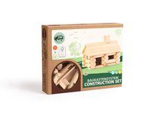 Holzspielzeug - Baukasten-System - Souvenir 35