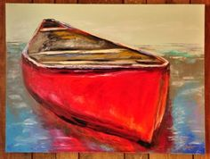 susan dahlin red canoe village gallery