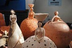 Resultado de imagem para artesanato argila