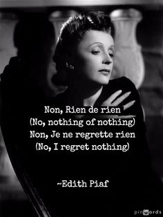 1000+ images about Edith Piaff on Pinterest | Singers ...  Edith