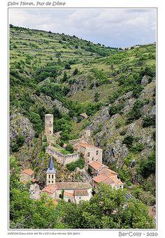 Saint-Floret , Puy de Dôme *AUVERGNE* France