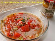 Recette de la sauce chien (avec tomates!), selon Tatie Maryse