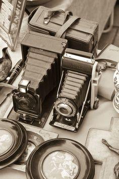 old Cameras / Ryan Opaz