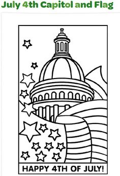 free printables 4th of july free coloring sheet flag coloring pages coloring pages for