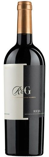 Rolland's new Spanish wine project, R&G. Packaging design by Stranger & Stranger. Featured on The Drinks Business