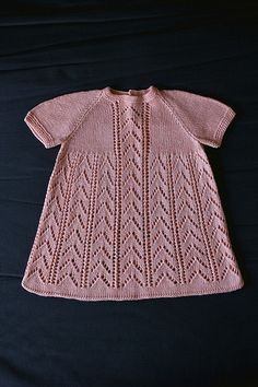 Ravelry: springerin's Baby Dress