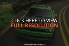 2015 Dodge Challenger SRT Hellcat Images | Pictures and Videos