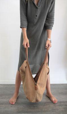 a0cfbbb6fc4 Tassen · Camel leather tote bag Soft leather bag Charley by LadyBirdesign,  $242.25 Zacht Leer, Bruine