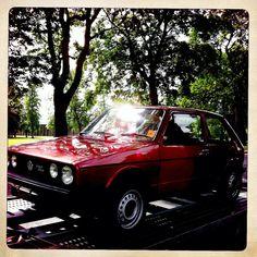 #VW Golf Mk1 Driver http://golfdriverreviews.mobi/traffic8417/