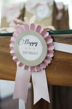 Vintage Cowgirl Girl Horse Farm Pink Birthday Party Planning Ideas by PFR