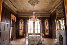 Annesdale Mansion, Memphis wedding venue.