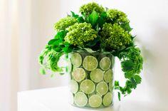 Floral decoration - fresh, vibrant