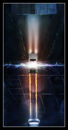 Andy Fairhurst - Back to the Future poster