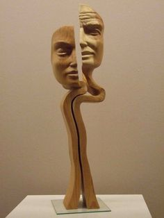 Humberto Abad -Beautifully done - wonder how the pieces were held or fixed while carving
