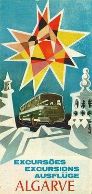 Travel brochure Algarve