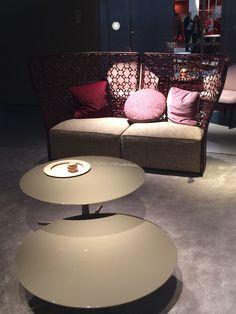 #Busnelli #sofa #metal #design #interior #furniture #madeinitaly