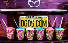 It's not just Friday. it's also Perfect timing for our Photo Team to grab some slurpees from Car Repair Service, Auto Service, Free Slurpee Day, Automotive Group, Perfect Timing, Oak Tree, New And Used Cars, San Jose, Mazda