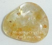 Yellow Topaz stone - Yellow Topaz is a stone to manifest your intentions, in alignment with Divine Will. This beautiful stone is a November birthstone, and it makes lovely jewelry.