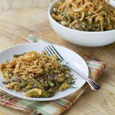 Chicken Recipes Slow Cooker Green Bean Casserole recipe