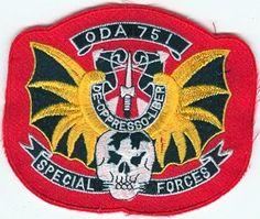 Operational Detachment A-751 B Company, 2nd Battalion  Type 2