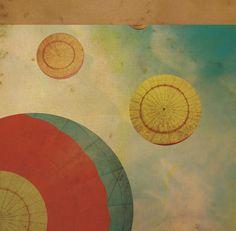 mongolfiere - cecilia botta illustrator