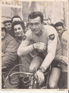 French cyclist Louison Bobet