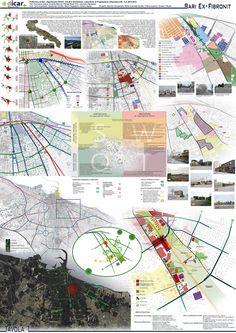 Pianificazione urbanistica per larea ExFibronit, Bari, 2013 - Maurizio Campanella, Trifone Scigliuto, Doriana Tribuzio, Maria Antonietta Ippolito