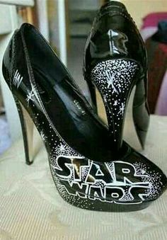 Shoes star wars??? OMG!