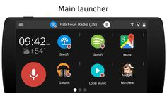 DashLinQ Car Driving Mode App v2.0.0.46 [Premium]   DashLinQ Car Driving Mode App v2.0.0.46 [Premium]Requirements:4.1Overview:DashLinQ is a car friendly drive mode launcher that makes it easy and safe to use your Smartphone.  DashLinQ offers safe way to use Smartphone in the car mode with voice control large simple icons with bright colors and intuitive user interface.  DashLinQ drive mode can be activated via Bluetooth or GROM Link automatically. Pressing Home button will return back to…