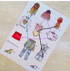 Cute Food Drawings, Cute Kawaii Drawings, Cool Art Drawings, Fashion Design Drawings, Fashion Sketches, Bullet Journal Mood Tracker Ideas, Avengers Drawings, Cute Kawaii Girl, Girl Drawing Sketches