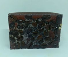 Coffee scented soap bar by Heaven Senses. by HeavenSenses on Etsy