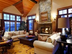 can my family room look like this??