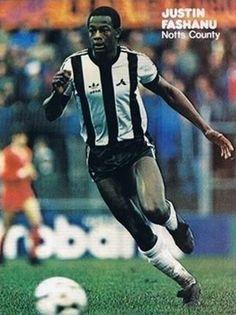 Justin Fashanu Notts County 1983