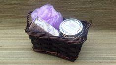 Soap Gift Basket Handmade Soap Sugar Scrub by GeorgiaMadeSoaps