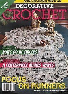 Gallery.ru / Фото #58 - Decorative Crochet Magazines 29 - tr30935