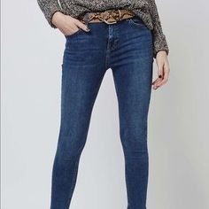 I just added this to my closet on Poshmark: Topshop PETITE Moto Jamie Jeans. Price: $45 Size: 28