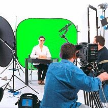 Lastolite 6' x 9' Chroma Key Collapsible Green Screen LC6981
